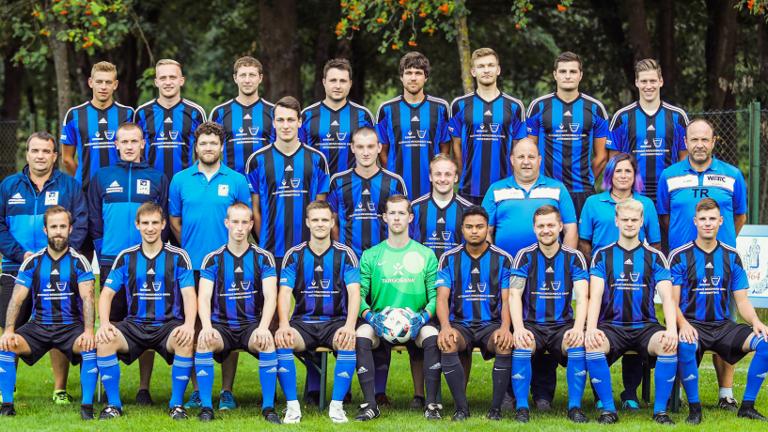 Einheitliche Mannschaftsbekleidung SG Niederbreitbach/Waldbreitbach