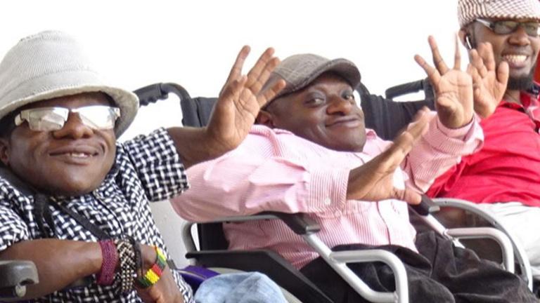 Rollstühle für Uganda