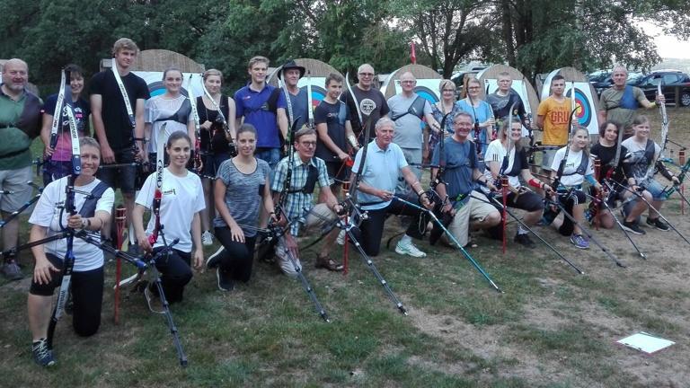 Neue Ziele für die Bogenschützen
