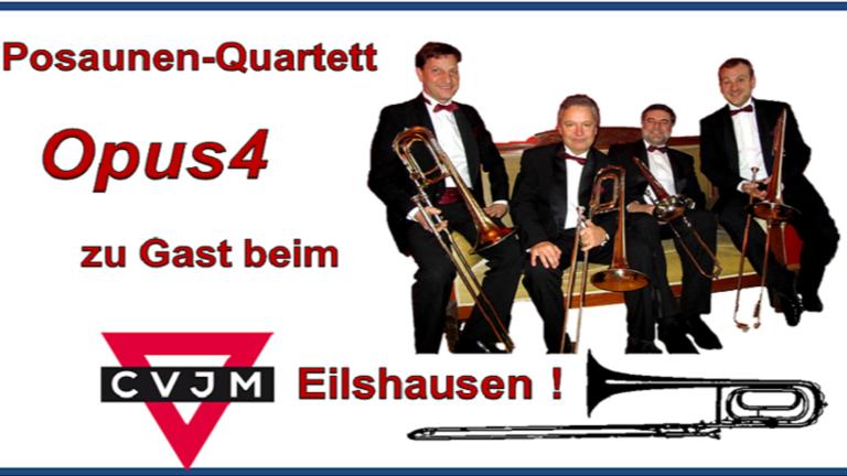 Brass-Profis treffen auf Posaunenchor