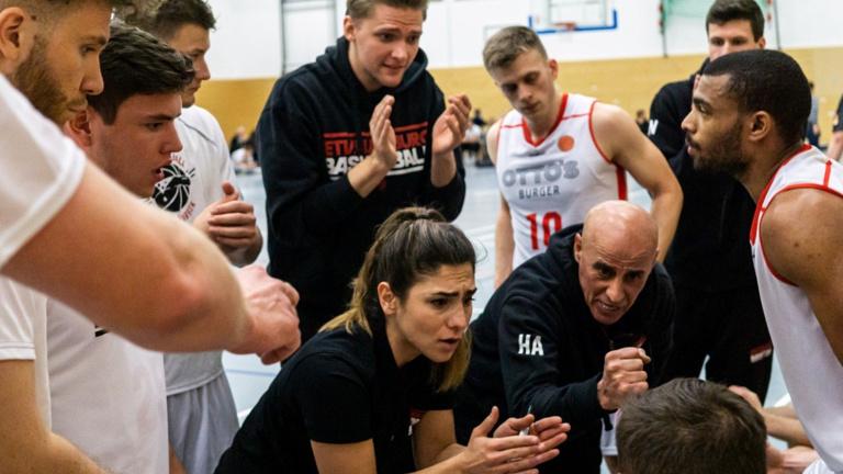 Bundesliga Traum der ETV Basketballer!