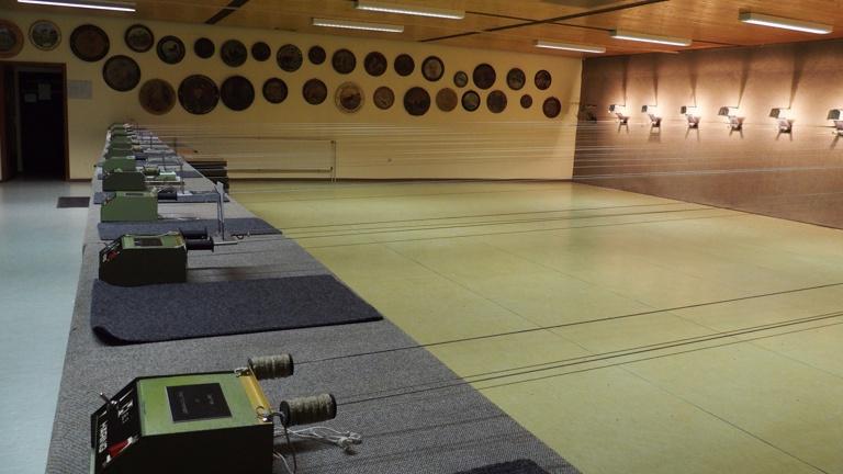 Sportbogenhalle für die Schützenjugend