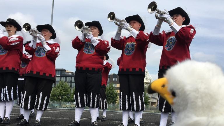 Neue Uniformen für den FSZ Altenstadt