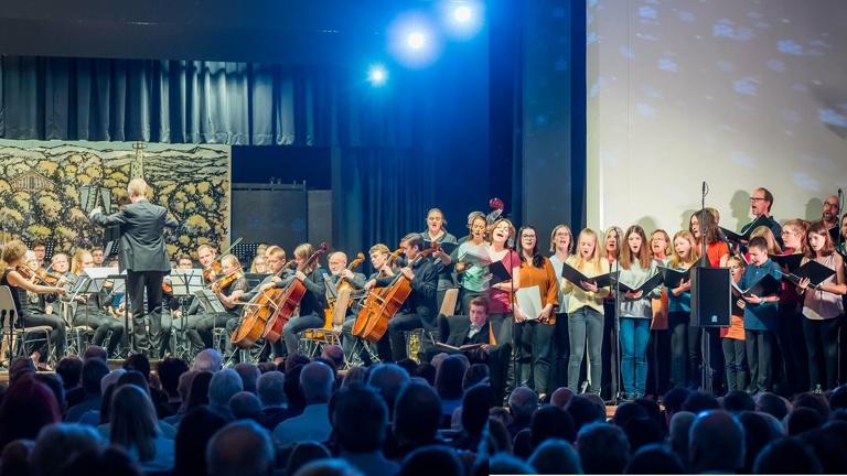 PROJEKT 2018: Jugendprojektkonzert Winds, String..