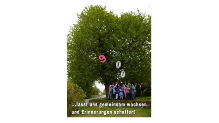 900-Jahrfeier Drognitz