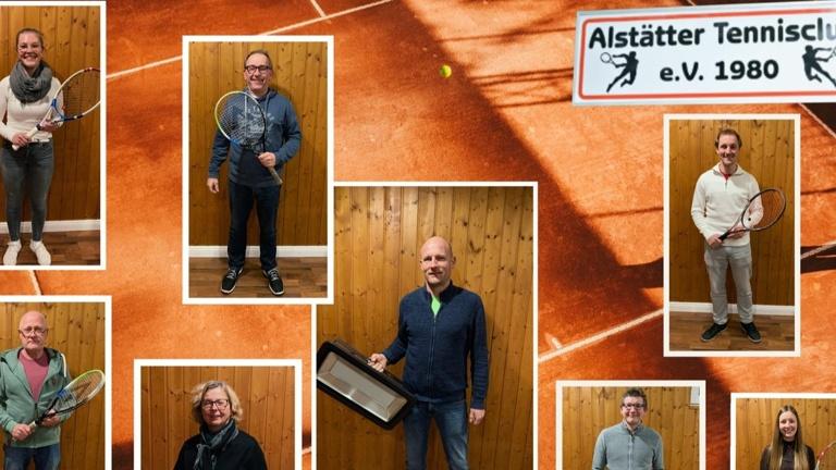 Flutlichtanlage für den Alstätter Tennisclub