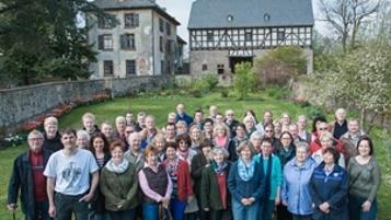 Lichtblicke für Schloss Homberg