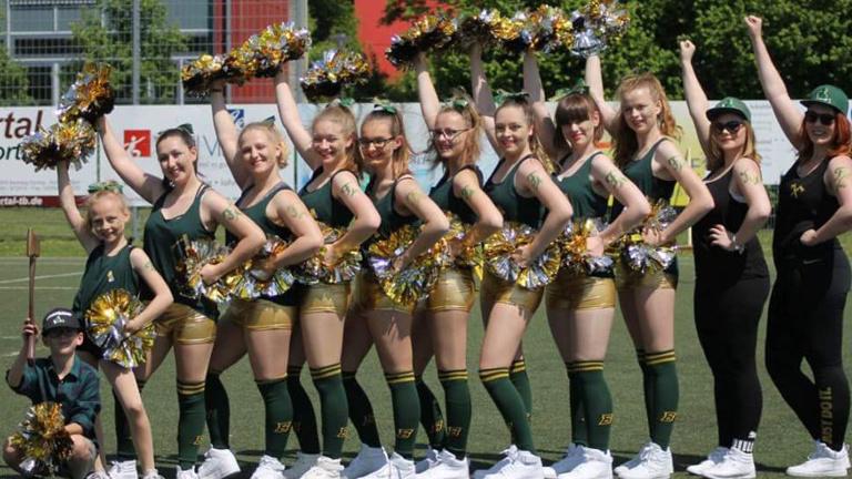 Cheerleader Kostüme FlyingAxes