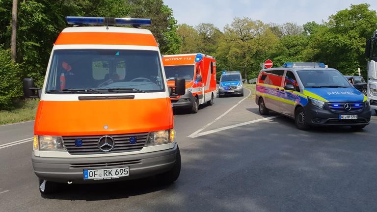 Neuer Krankenwagen für das DRK Neu-Isenburg