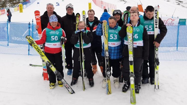 Mannschaftsbekleidung Skiteam