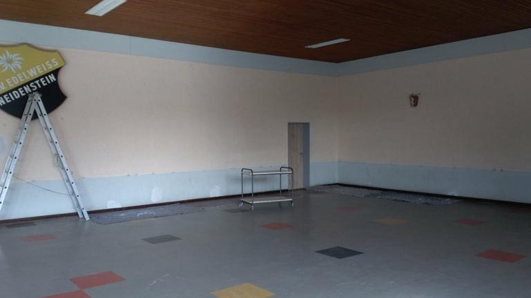 Wir renovieren unsere Halle!!!