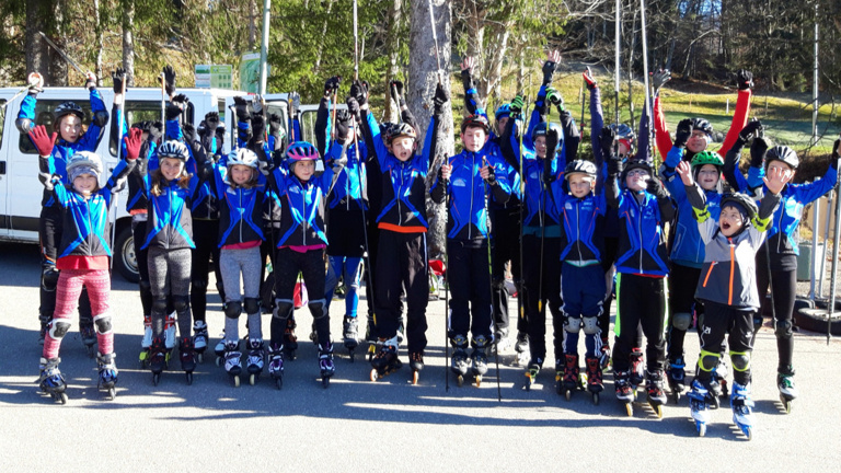 Teamkleidung Langlauf SV Oberreute