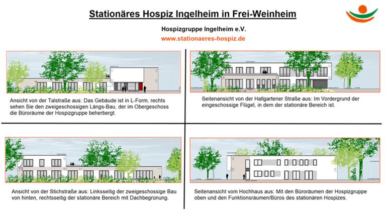 Ein Stationäres Hospiz in Ingelheim - für den Kreis Mainz-Bingen!