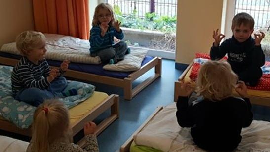 Eine Ruhe-Oase für unsere Kita-Kinder