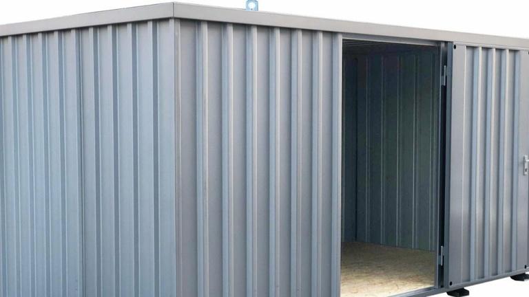 Materialcontainer für die Jugend