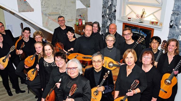 Unterstützung für das Zupforchester Essingen