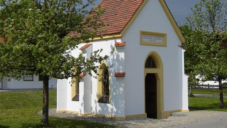 Rettet die Hofbauerkapelle