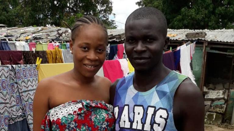 Ausbildung für Ebrima, Hilfe für die junge Familie