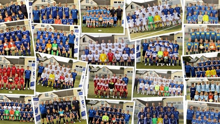 Jubiläumskollektion TuS Mosella Schweich Fußball