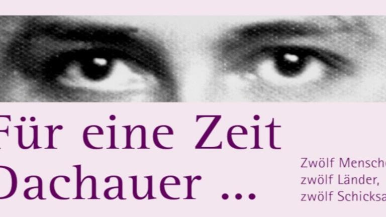 """Plakataktion """"Für eine Zeit Dachauer"""""""