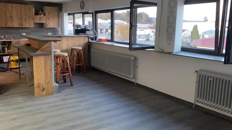Renovierung unseres Vereinsheims