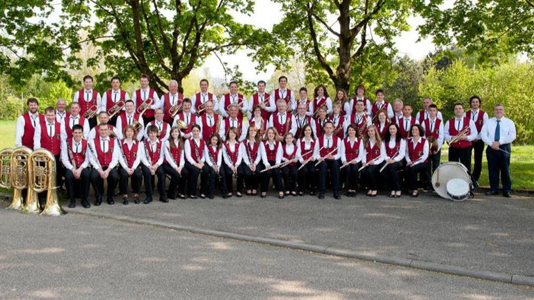 Neue Uniformen für den Musikverein Weitenung