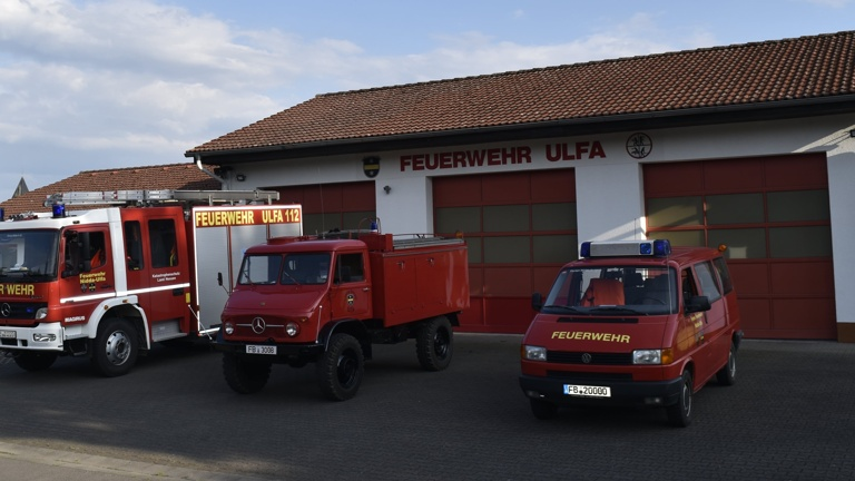 Neues Mannschaftstransportfahrzeug FF Ulfa