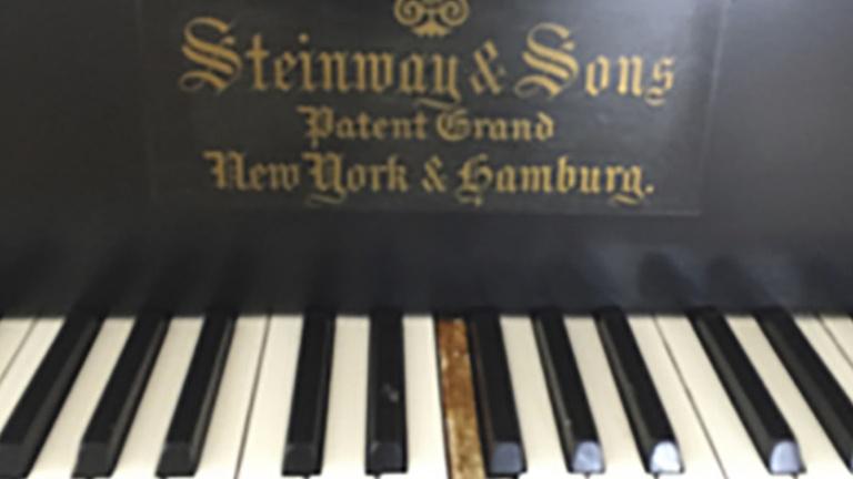 Steinway reloaded