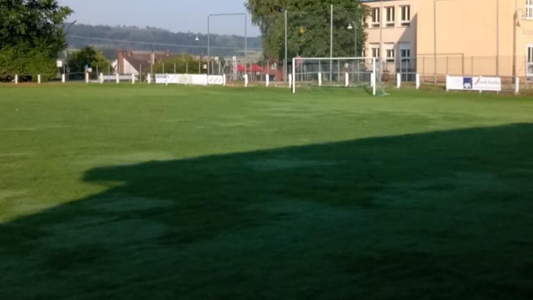 SV09 Somborn - Tore Jugend/Aktive, Platzrenovierung und Tanzboden