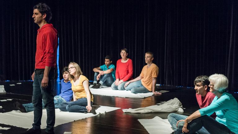 BRIEFE - ein Theaterprojekt