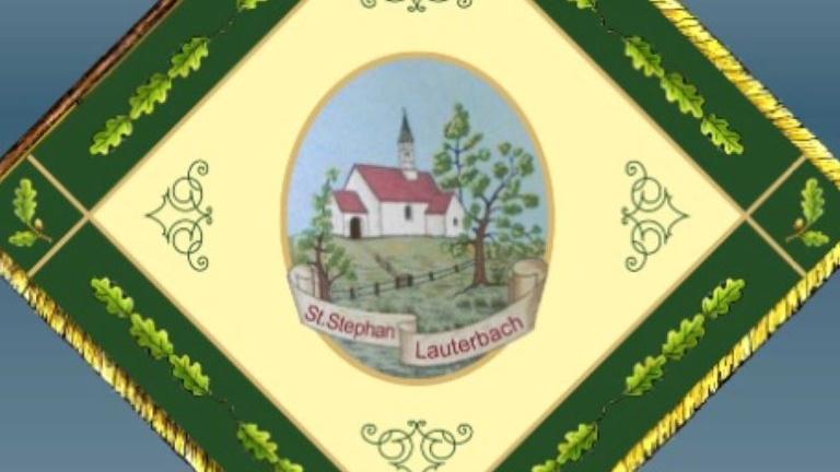 Restaurierung Fahne