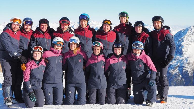 Vereinskleidung für die Ski- und Bergfreunde Haigerloch