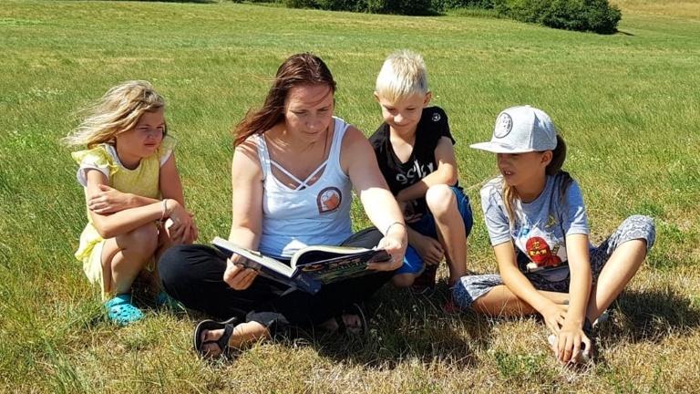 Schenke Kindern Leseförderung!