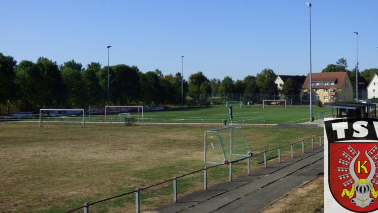 Umrüstung Flutlicht TSV Kirchhain