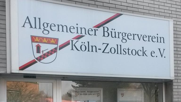 Modernisierung Geschäftsstelle Bürgerverein Köln-Zollstock e.V.