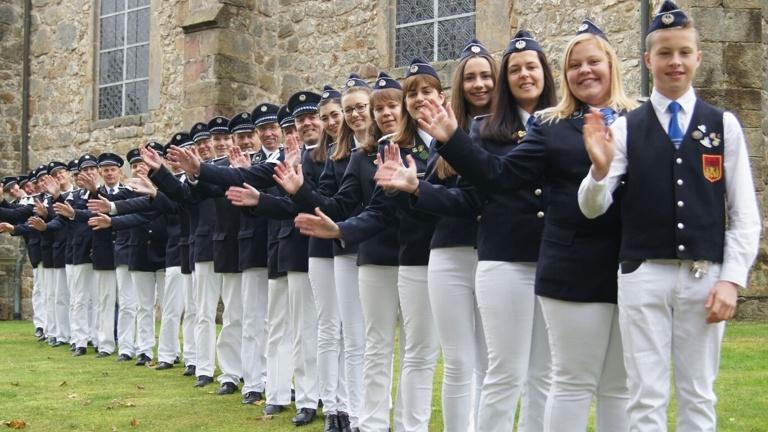 Anschaffung von Uniformwesten