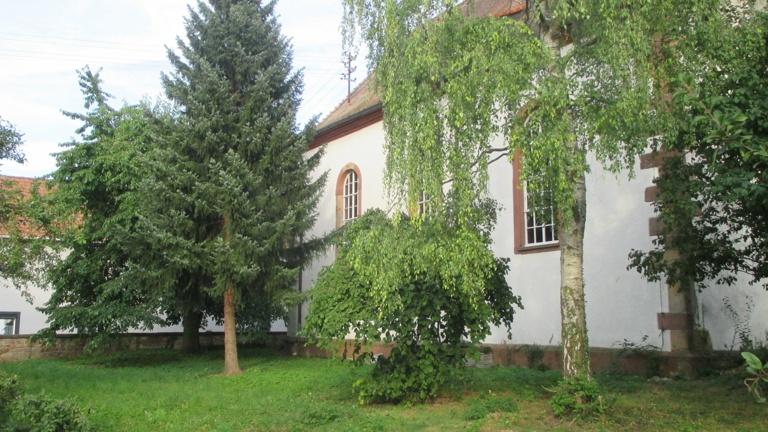 """Erschließung """"Wingerter"""" Kirchengarten"""