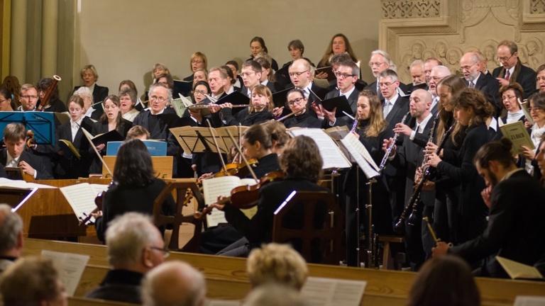 Freude mit Bach