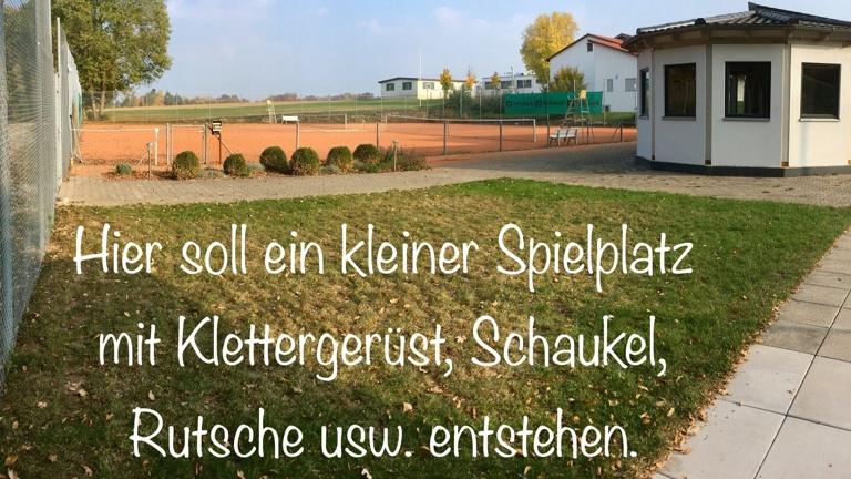 Kinderspielplatz TC Ahldorf