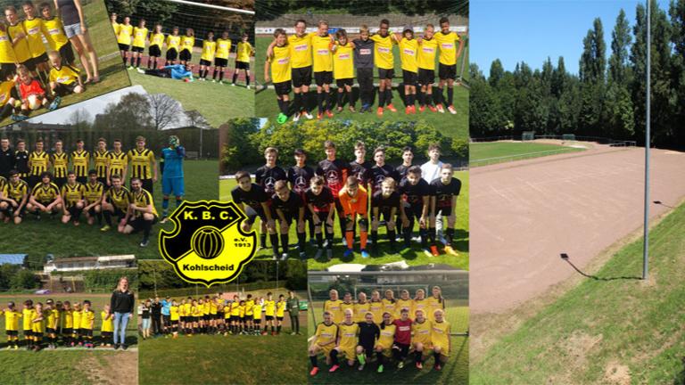 Jugendkleinspielfeld für die KBC-Jugend