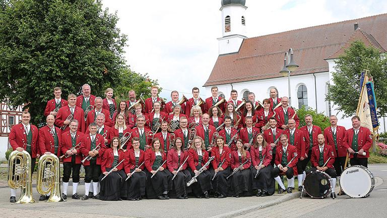 Uniformen Musikkapelle Feldhausen-Harthausen
