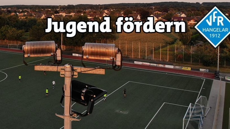 Der VfR Hangelar + the sportstation ein super Team