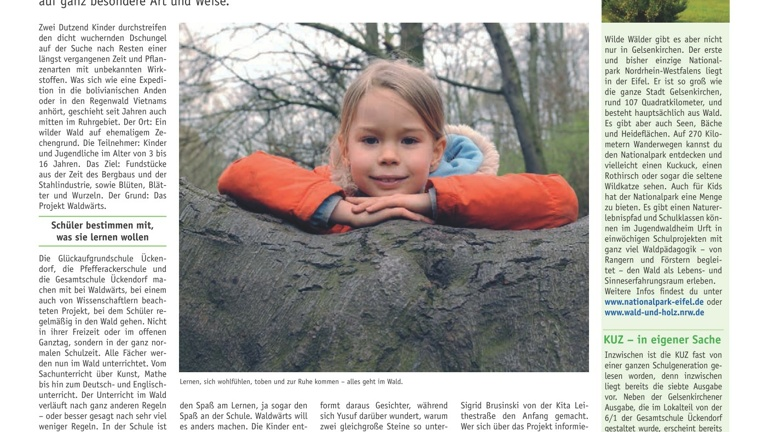 Kinder Umwelt Zeitung (KUZ)