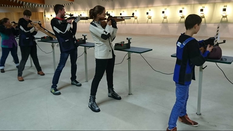 Neue Luftgewehre für die Jung- / Sportschützen