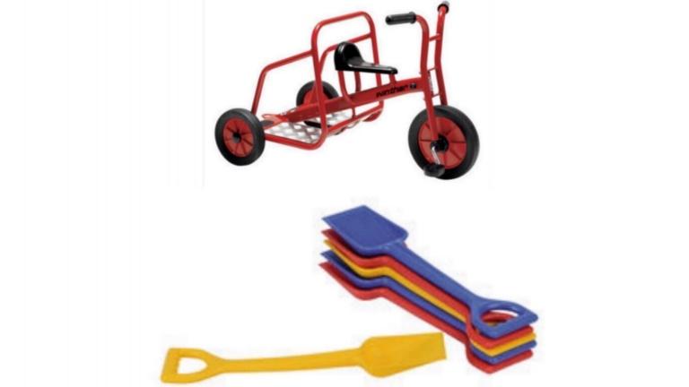Fahrzeuge und Spielzeug