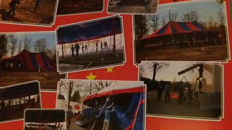 Unser Zirkusprojekt in Hilden
