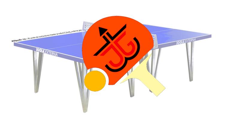 Neue Tischtennisplatten auf den Schulhof!