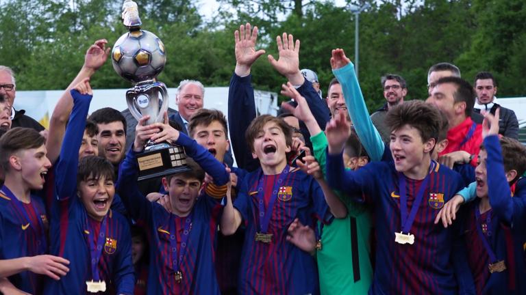 Jetzt helfen & Traum Talents Cup erhalten!