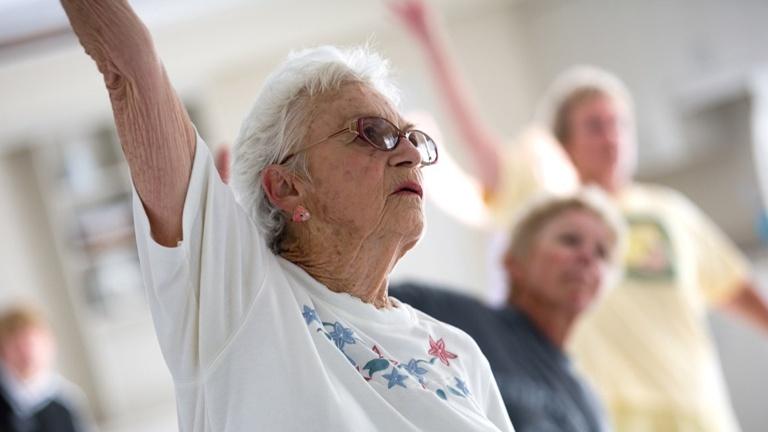 Senioren-Fitness