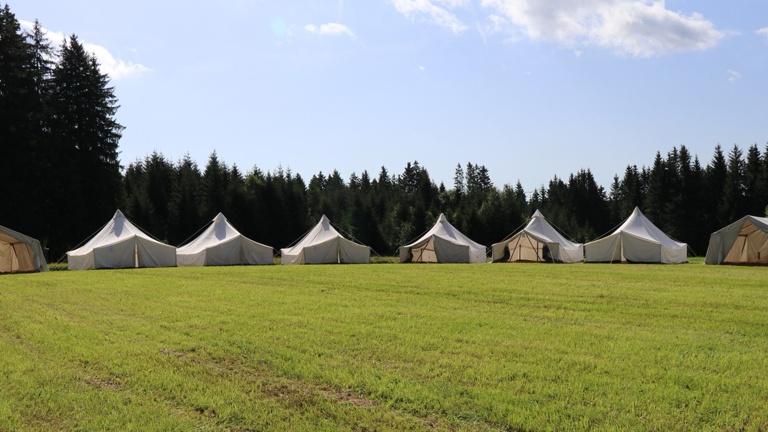 Neue Zelte fürs KjG-Zeltlager